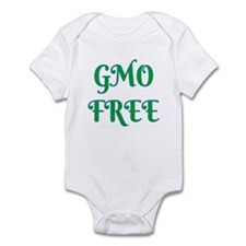 GMO FREE Infant Bodysuit