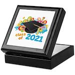 2021 graduation Keepsake Box