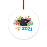 2021 graduation Ornament (Round)