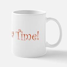 Tea Time Rolly Retro Teapot Mugs