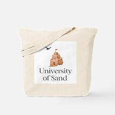 University of Sand Tote Bag