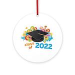 2022 graduation Ornament (Round)