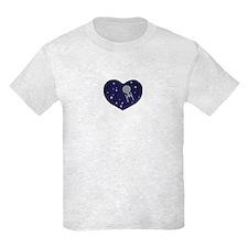 Star Trek Heart T-Shirt