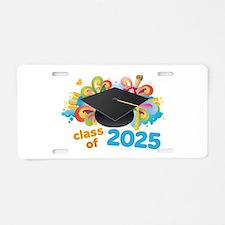 2025 graduation Aluminum License Plate