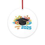 2025 graduation Ornament (Round)