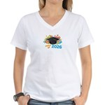 2026 graduation Women's V-Neck T-Shirt