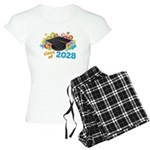 2028 graduation Women's Light Pajamas