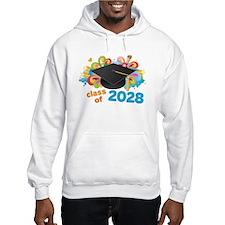 2028 graduation Hoodie
