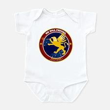 NROL-27 Program Logo Infant Bodysuit