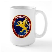 NROL-27 Program Logo Mug