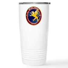 NROL-27 Program Logo Travel Coffee Mug