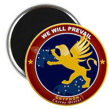 NROL-27 Program Logo Magnet