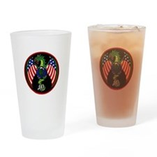 NROL-19 Program Drinking Glass