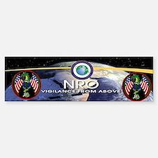 NROL-19 Program Bumper Bumper Sticker