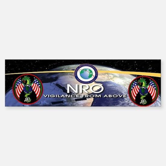 NROL-19 Program Sticker (Bumper)