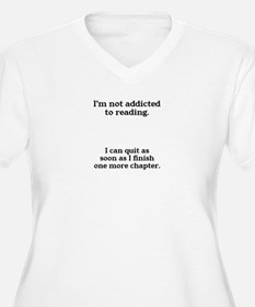 Not addicted to r T-Shirt