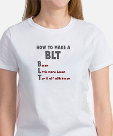 How to make a BLT Tee