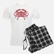 Vintage Crab Pajamas