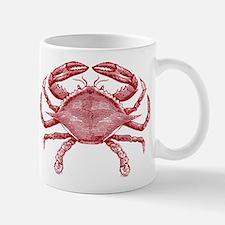 Vintage Crab Small Small Mug