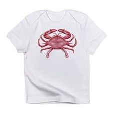 Vintage Crab Infant T-Shirt