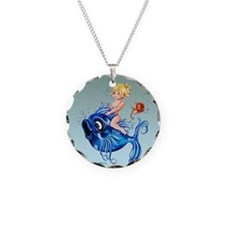 Fish Swimmer Necklace
