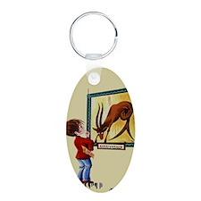 Capricornus Keychains
