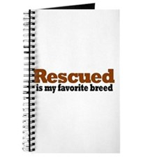 Rescued Breed Journal