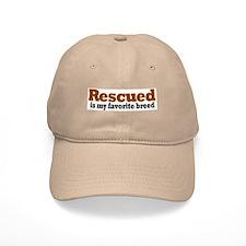 Rescued Breed Cap