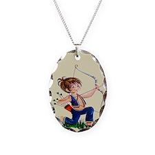 Mya Archer Necklace
