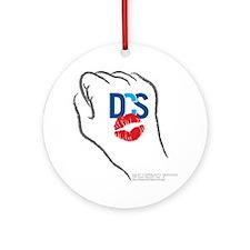 KissFist DCS Ornament (Round)