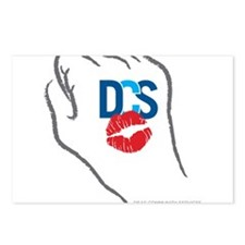 KissFist DCS Postcards (Package of 8)