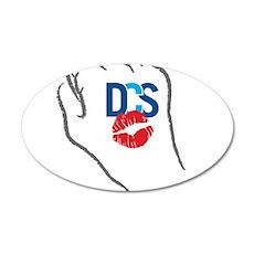 KissFist DCS Wall Decal