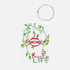 KissFist Life Keychains