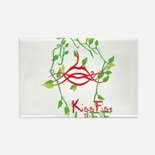 KissFist Life Magnets