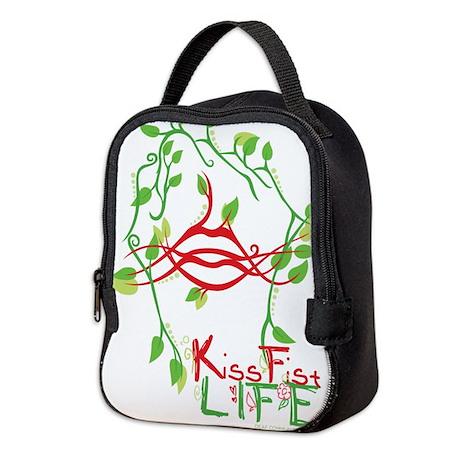 KissFist Life Neoprene Lunch Bag