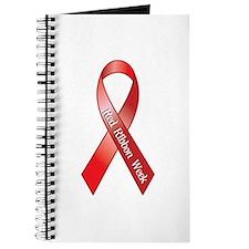 Red Ribbon Week Journal