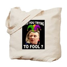 HILLARY JESTER Tote Bag