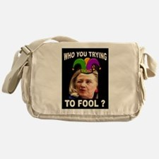 HILLARY JESTER Messenger Bag