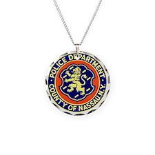 Nassau County Police Necklace
