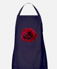 Red Rose Apron (dark)