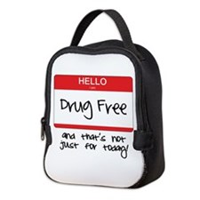 Not Just For Today Neoprene Lunch Bag
