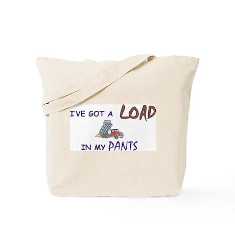 Load in Pants Tote Bag