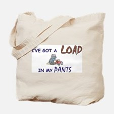 Load in Pants Tote Bag