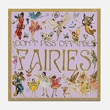 Fairies Tile Coaster