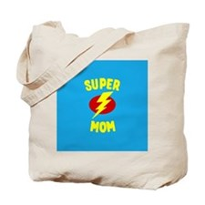 Super Mom Supermom Tote Bag