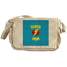 Super Mom Supermom Messenger Bag