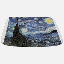 Starry Night Bathmat