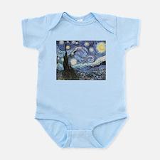 Starry Night Body Suit