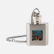 Aquarium Flask Necklace