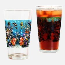Aquarium Drinking Glass